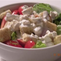 Absolutely the BEST Rich and Creamy Blue Cheese Dressing Ever! TENNISMOM