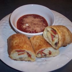 Pepperoni Bread metread