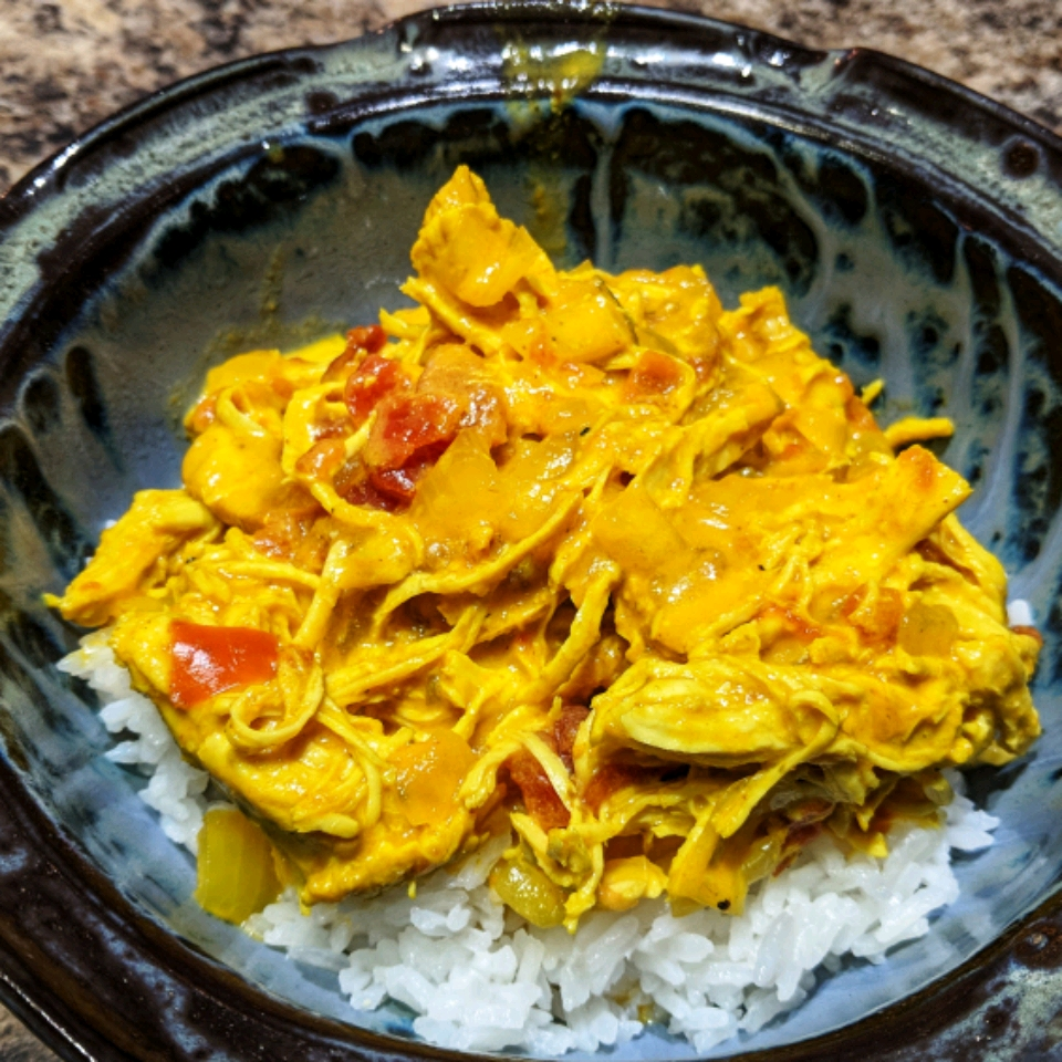Instant Pot® Coconut Curry Chicken