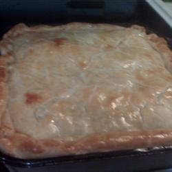 Chicken Pot Pie on the Run Gail Cobile