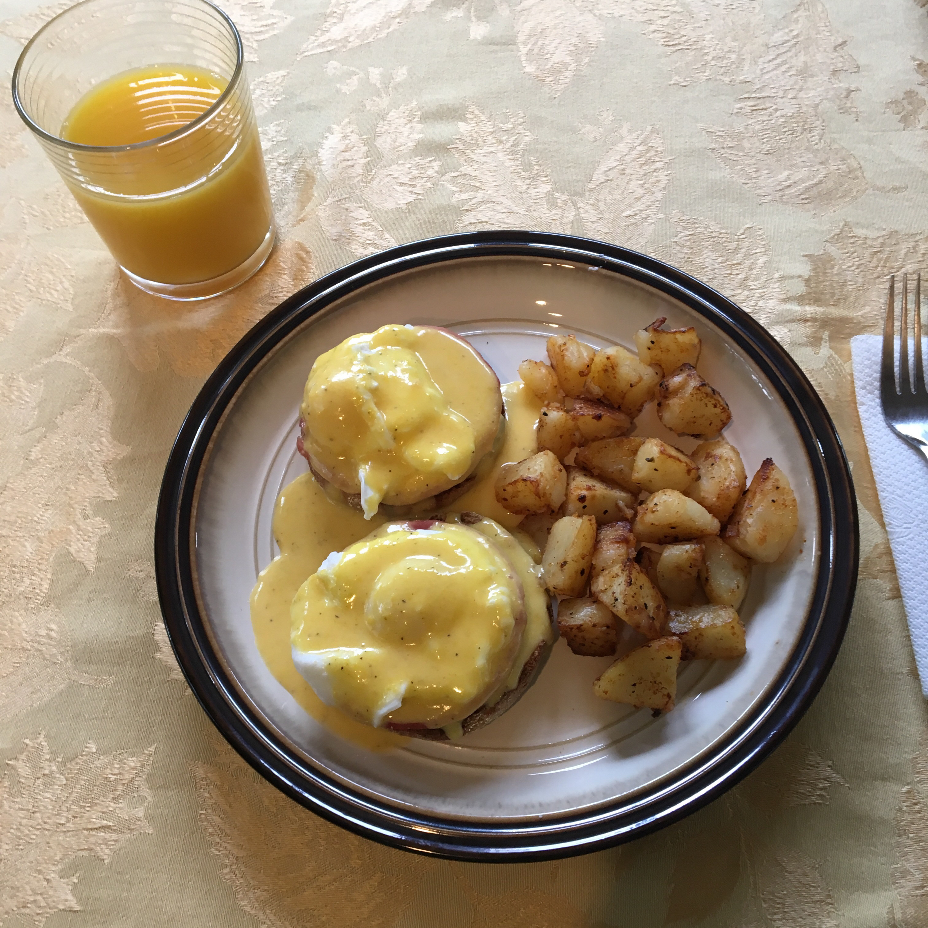 Quick and Easy Home Fries JOHNANDPATTY