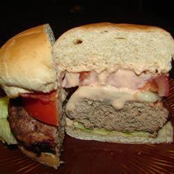 Amy's Delicious Turkey Burgers