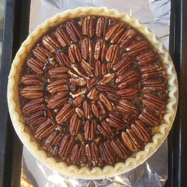 Chocolate Pecan Pie III Sheri Serra
