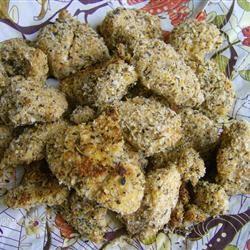 Herbed Chicken Nuggets sharon6