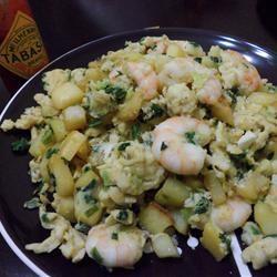 Spanish-Style Scrambled Eggs