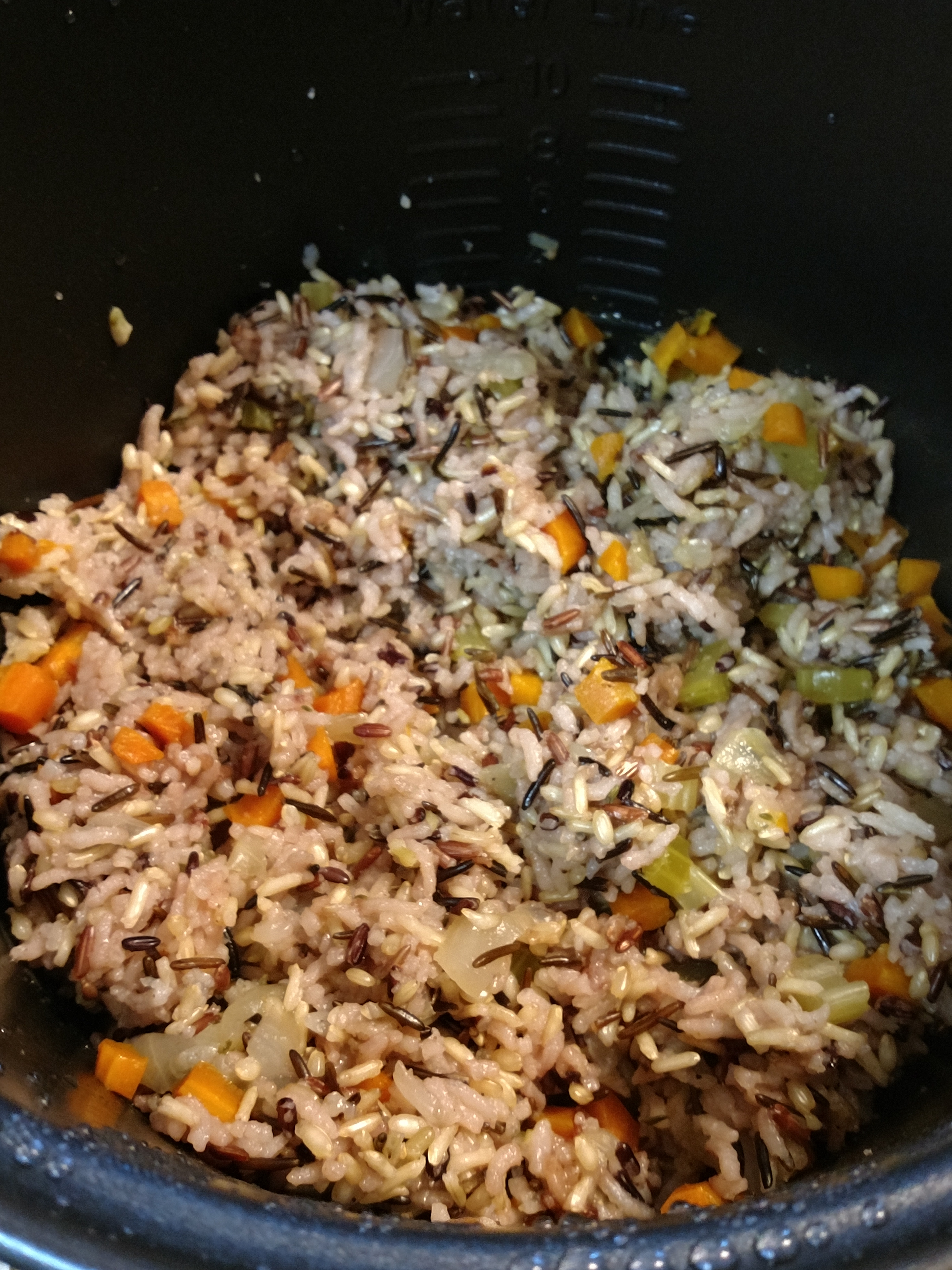Wild and Brown Rice babydollautumn