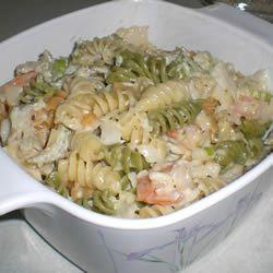 Seafood Salad Supreme