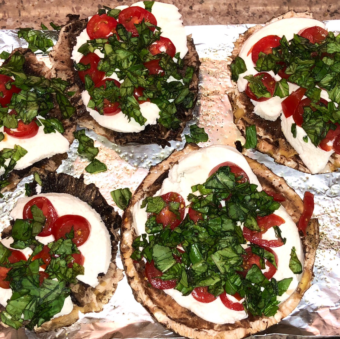 Gluten-Free Portobello Pizza Jake Welsh