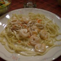 Calamari in a Creamy White Wine Sauce TeenCook