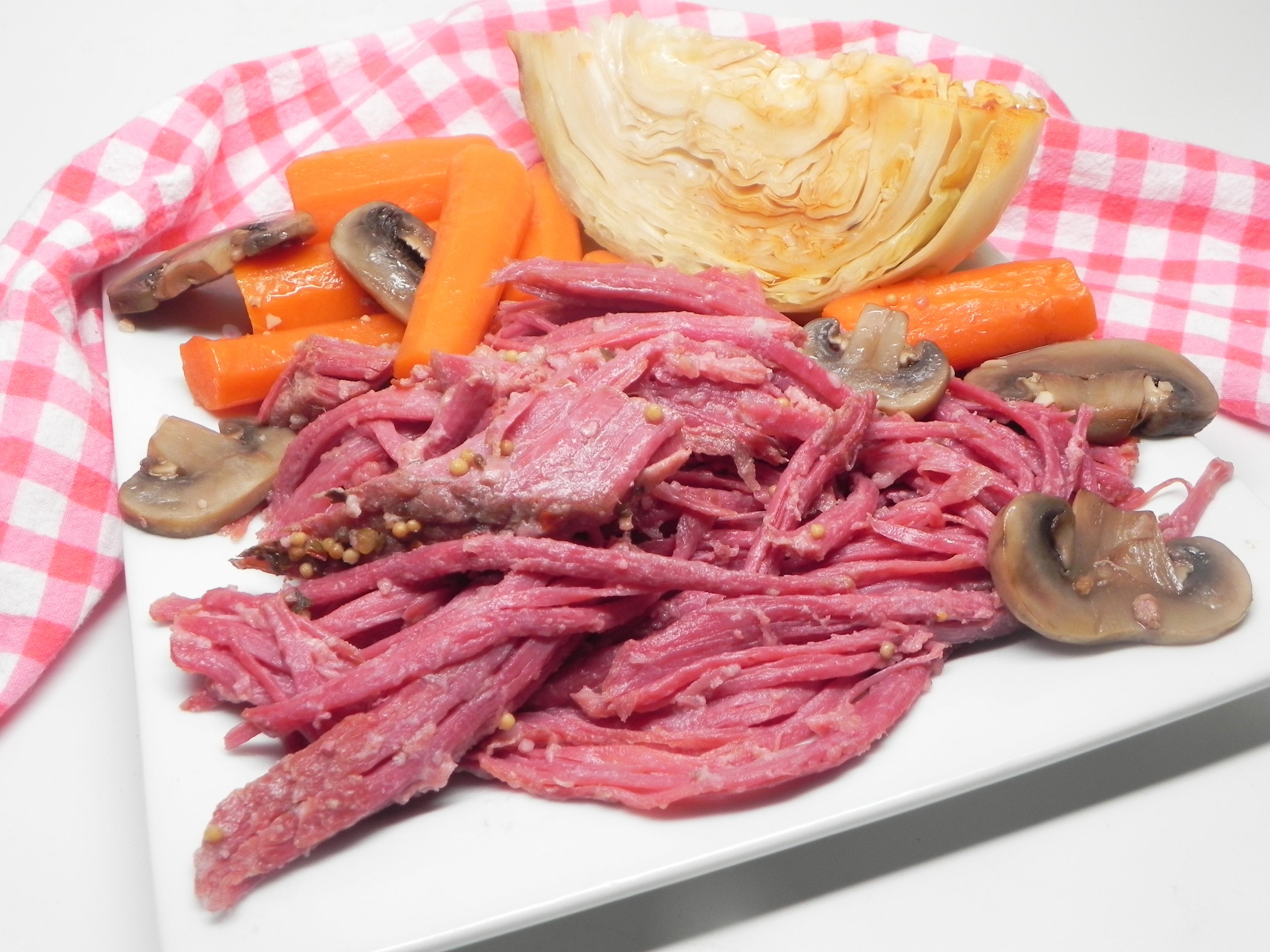 Instant Pot® Corned Beef
