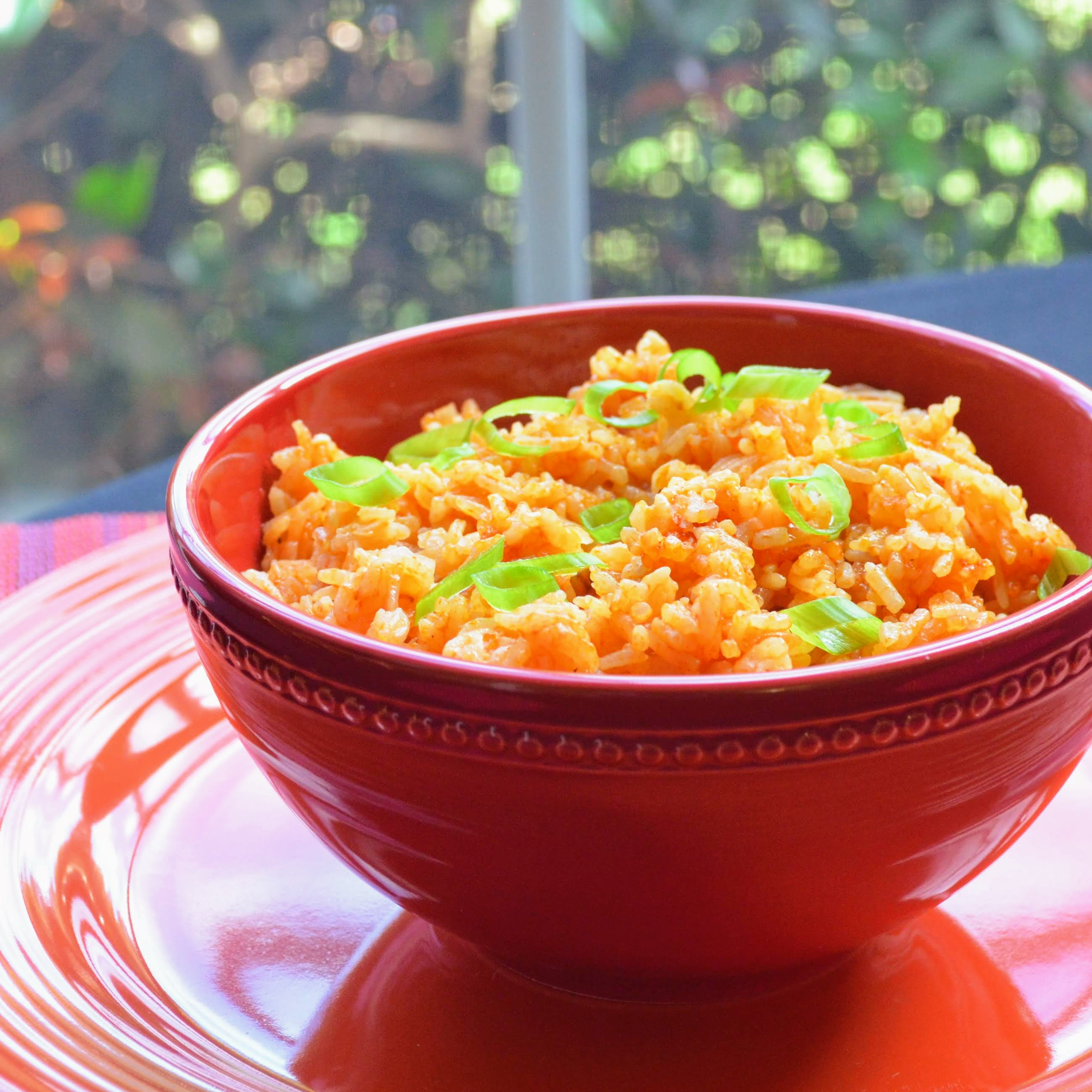 Instant Pot® Mexican Rice Kim's Cooking Now