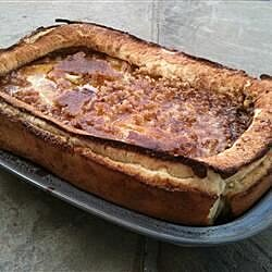 oven pancakes recipe