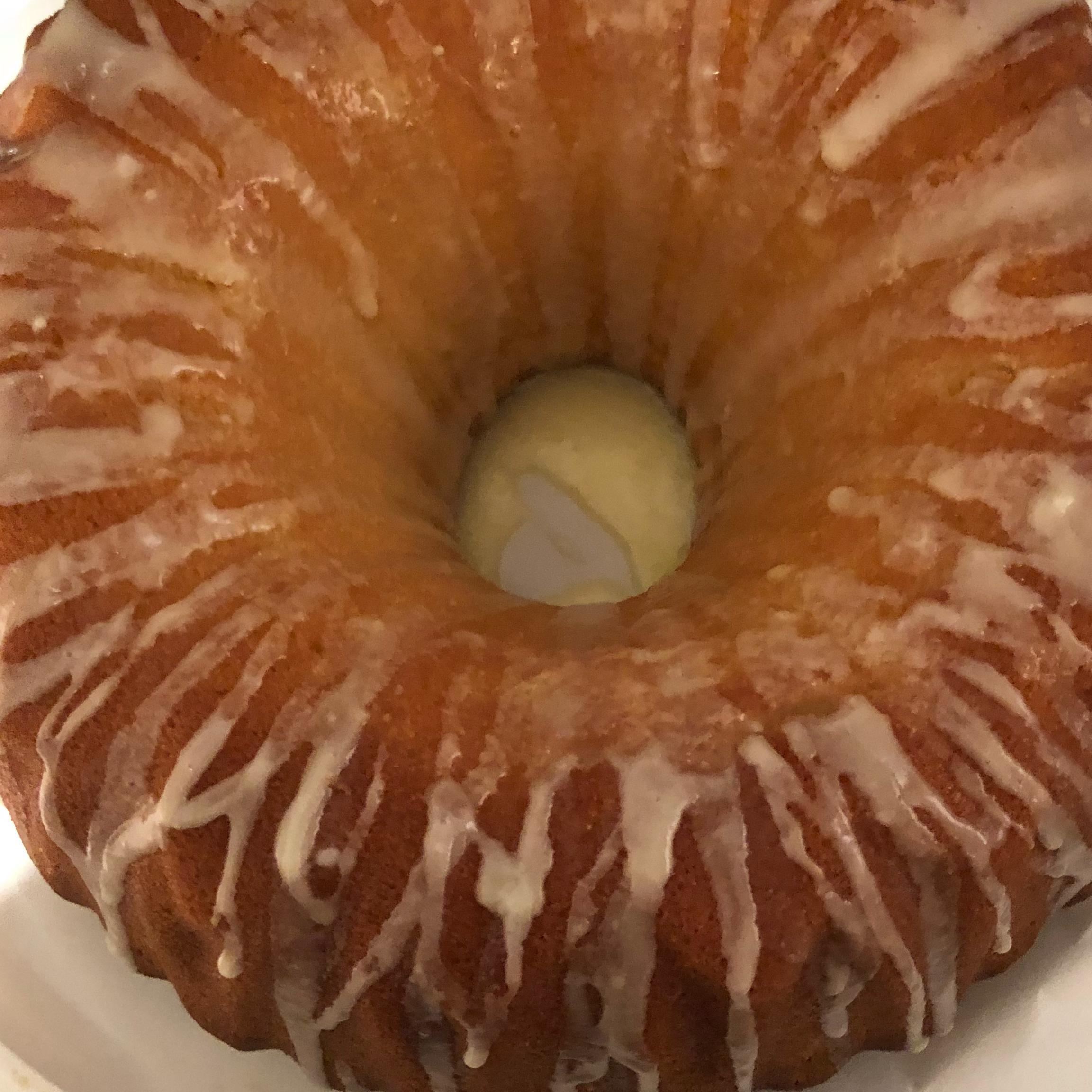 Sun Drop® Pound Cake Carol Kerem Cercioglu