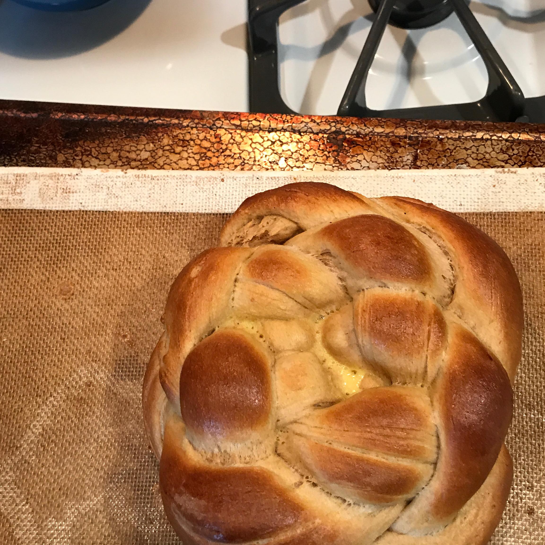 Irresistible Whole Wheat Challah