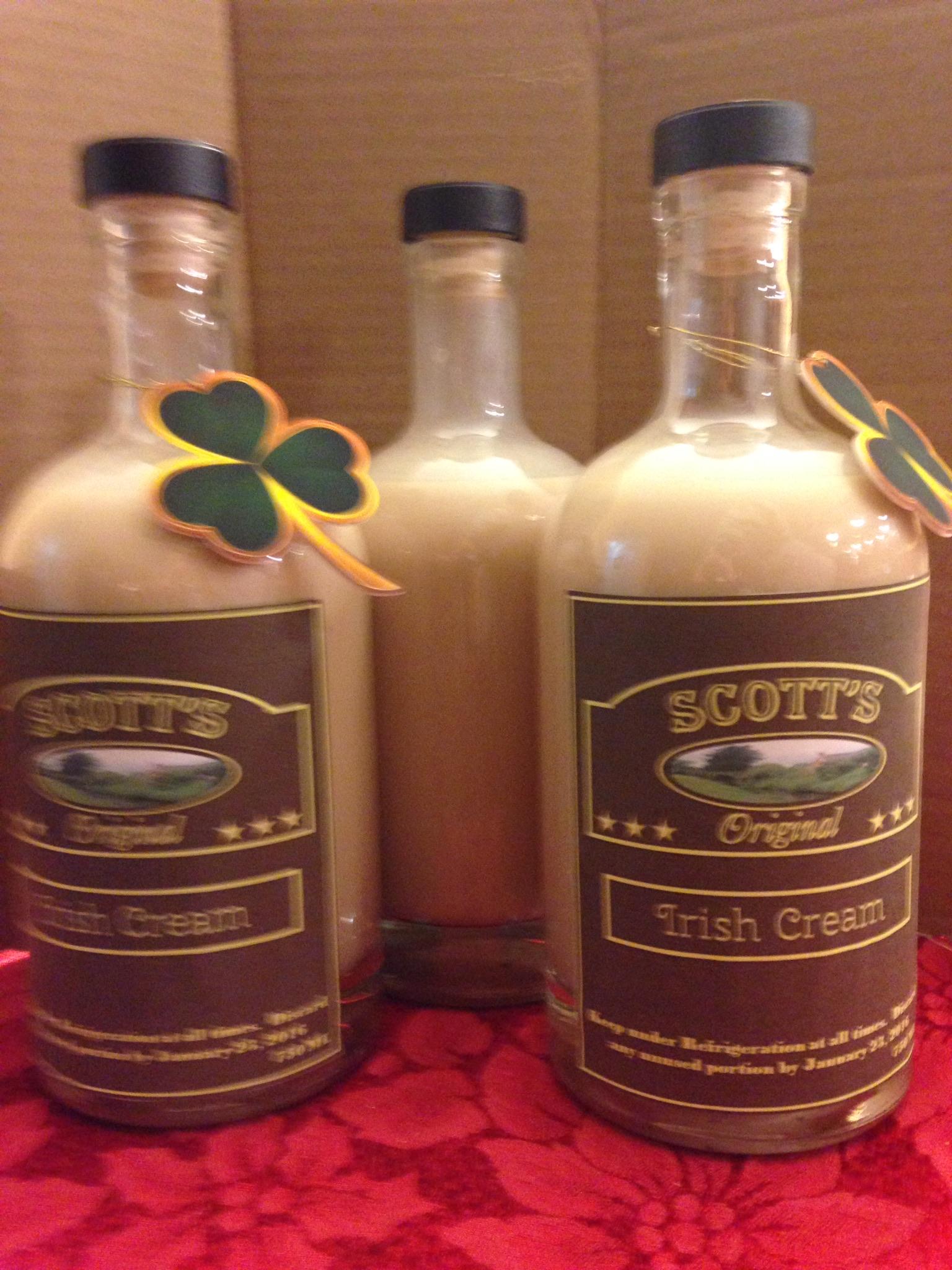 Irish Cream Liqueur II GaGa
