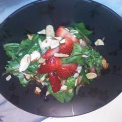 Almond Strawberry Salad ss858