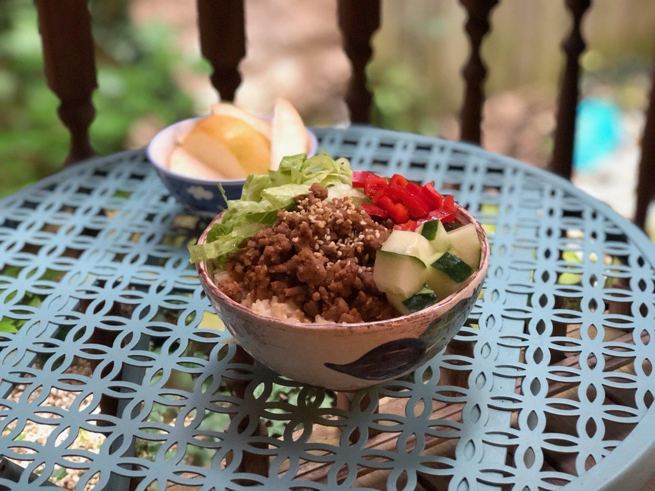 Korean Bulgogi Bowl