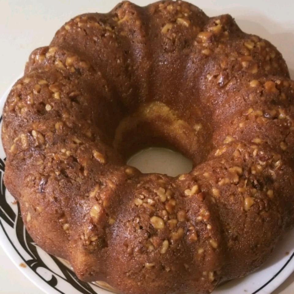 Rum Cake I Dawnette