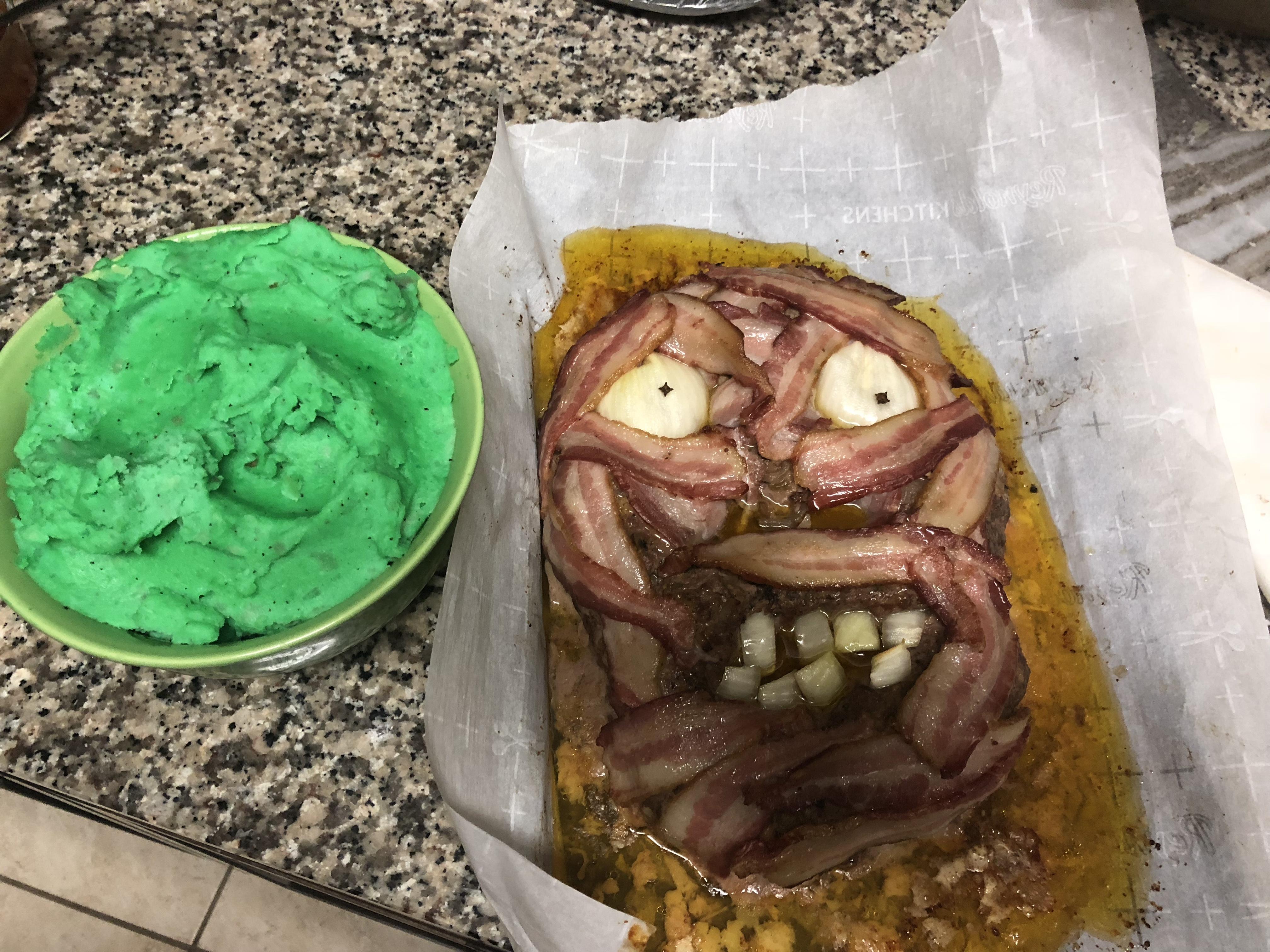 Chef John's Zombie Meatloaf Sarah Stewart