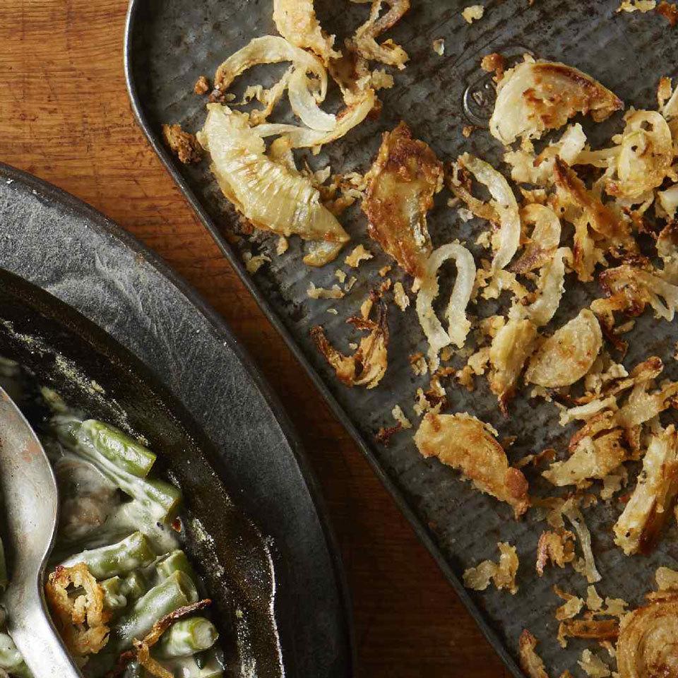French-Fried Onions Carolyn Casner