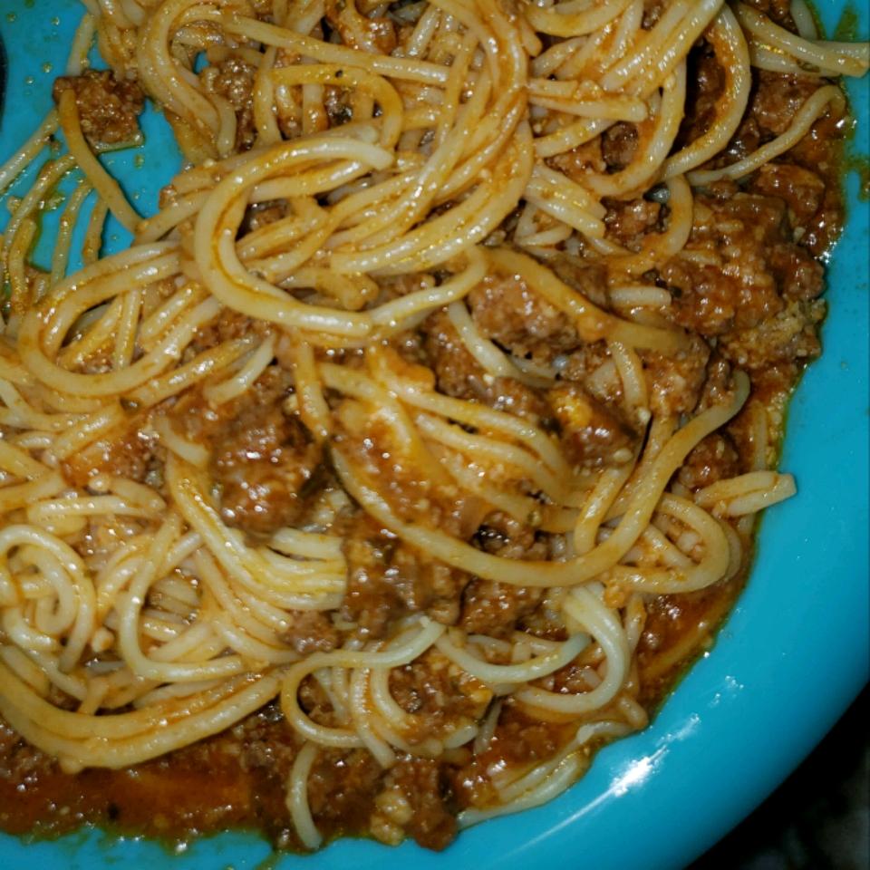 Dad's Spaghetti