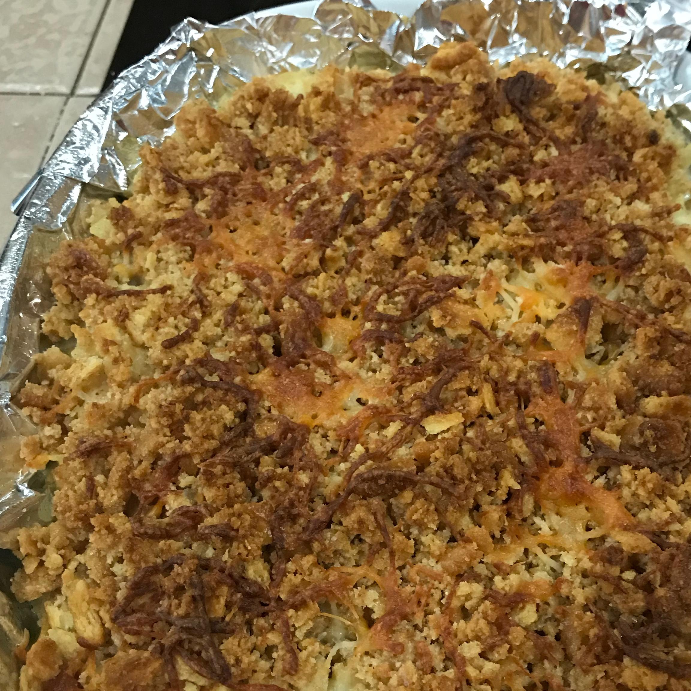 Chicken Noodle Casserole I