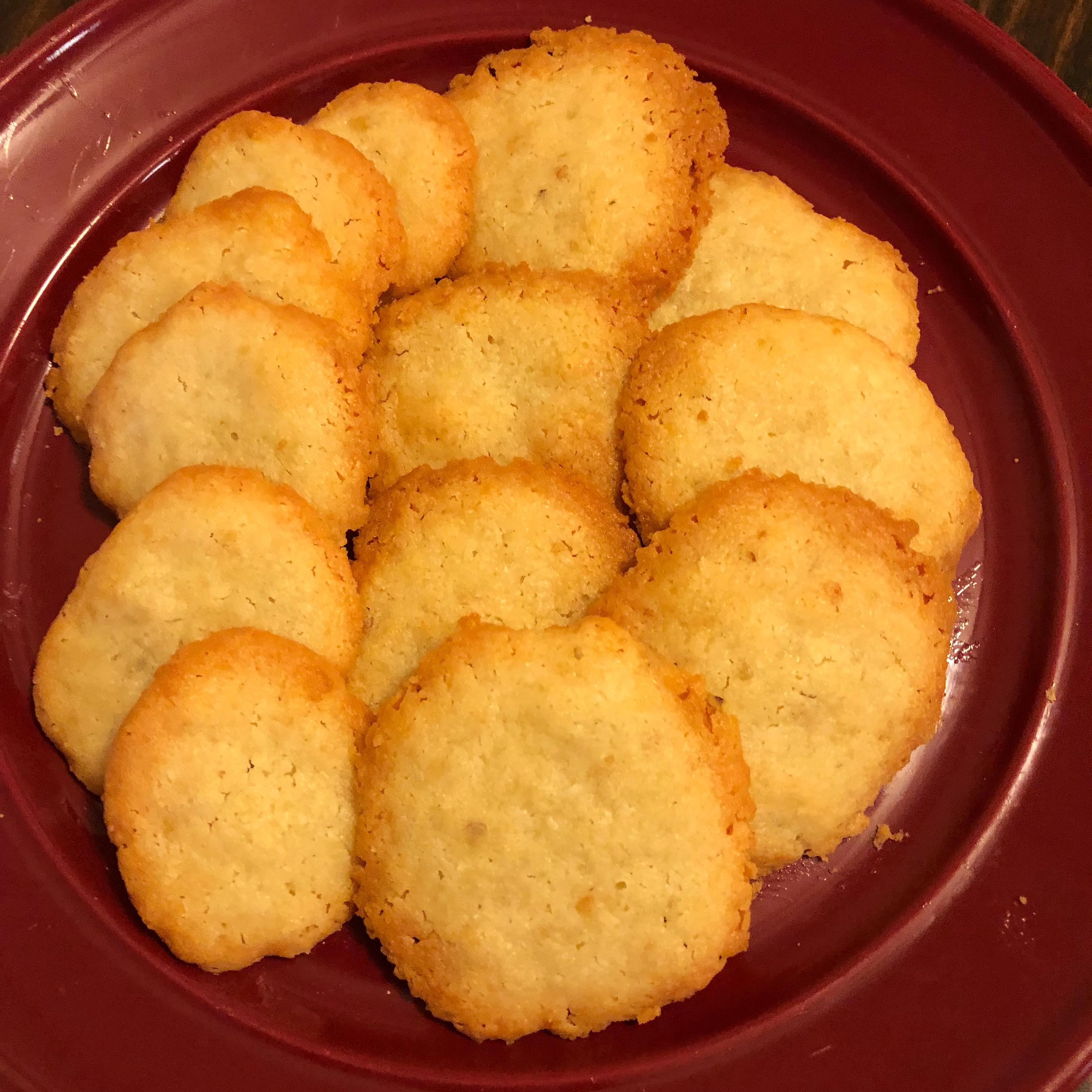 Homemade Brazilian Cheese Crackers (Sequilhos de Queijo) mtchrista