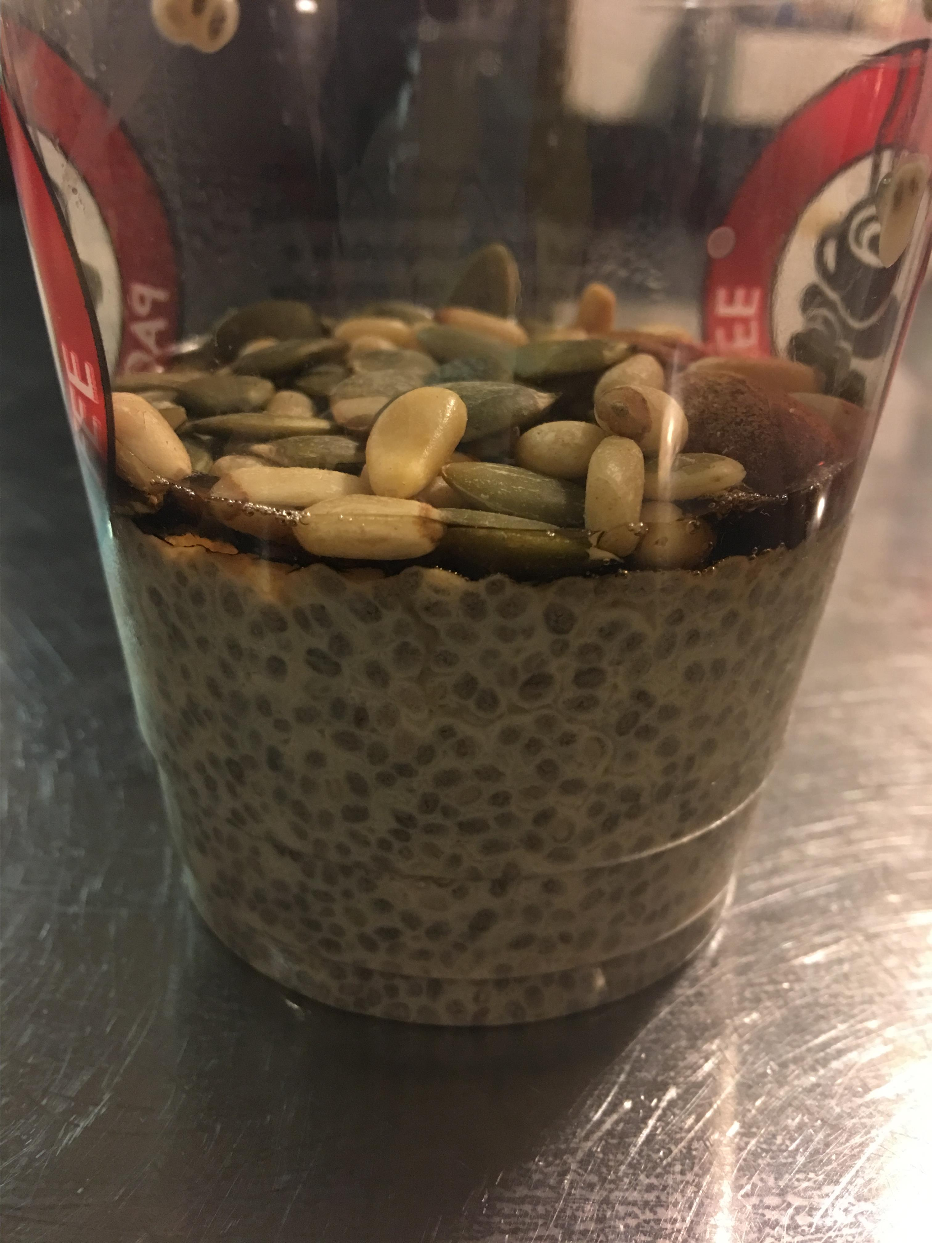 Earl Grey Chia Pudding
