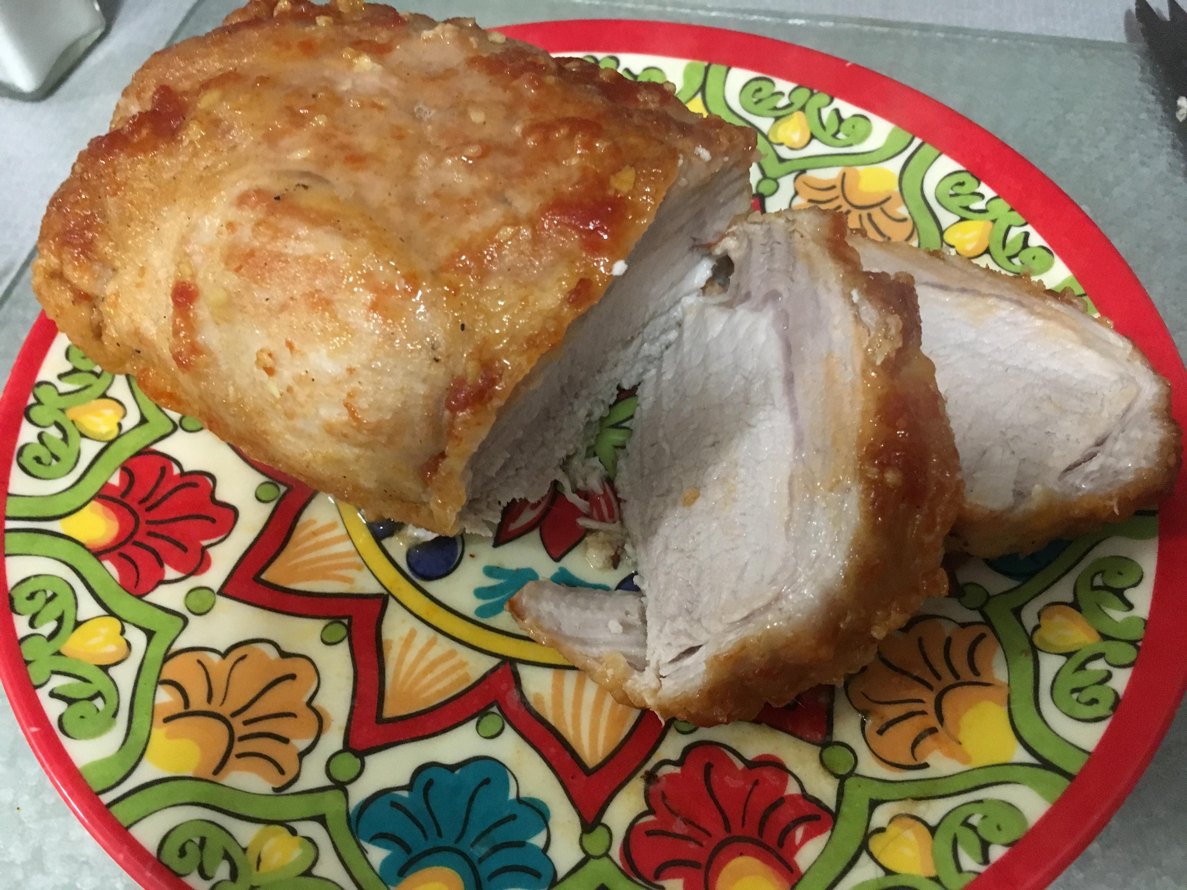 Maple Baked Pork Loin Roast