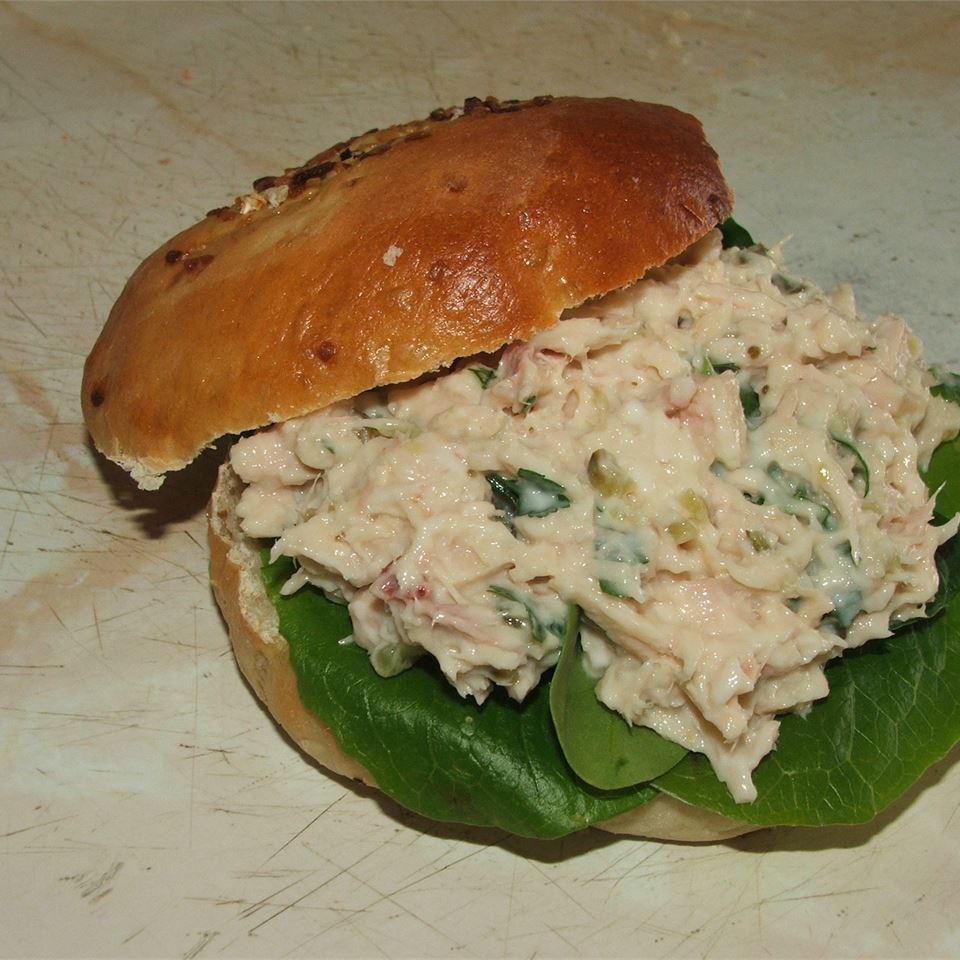 Quick Tuna Salad