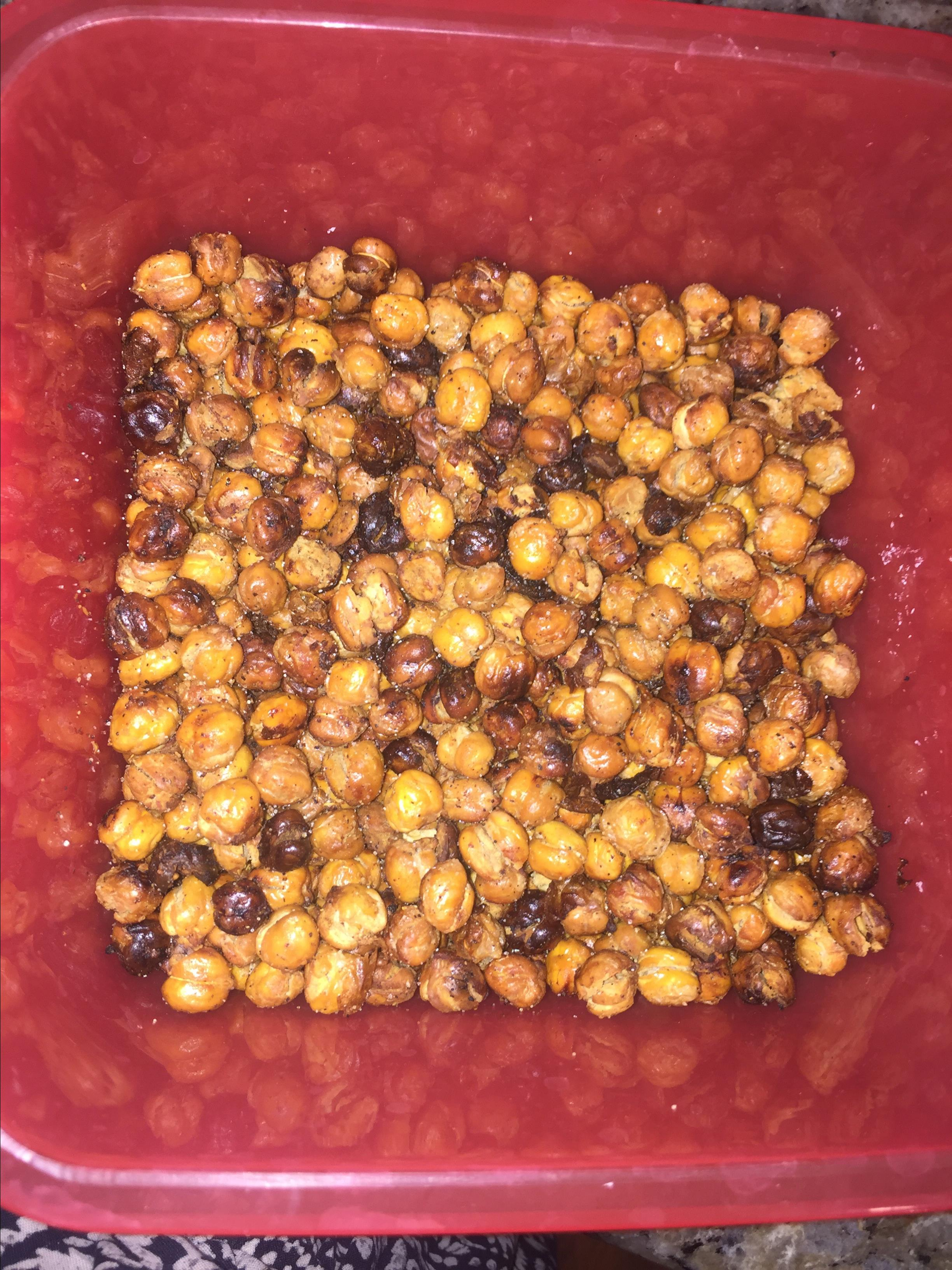 The Best Dry-Roasted Chickpea Recipe Gillian Pearson