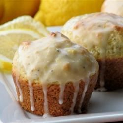 Lemon Poppy Seed Muffins I mominml