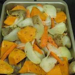 Potatoes and Carrots Molly