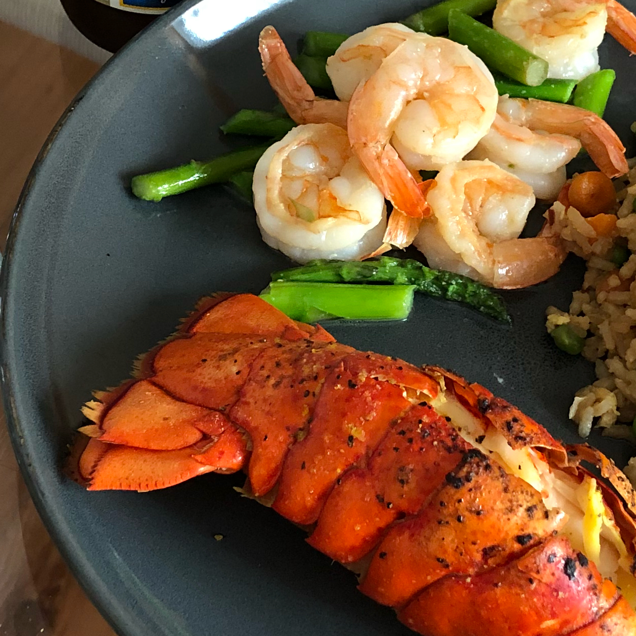 Easy Broiled Lobster Tails