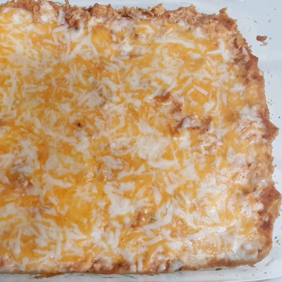 Doritos® Chicken Cheese Casserole Beth Colbert