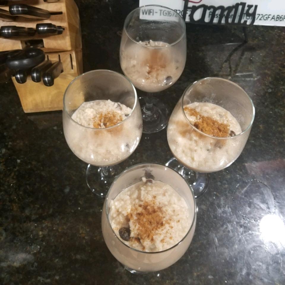 Brown Sugar and Cinnamon Rice Pudding Amanda Petersen