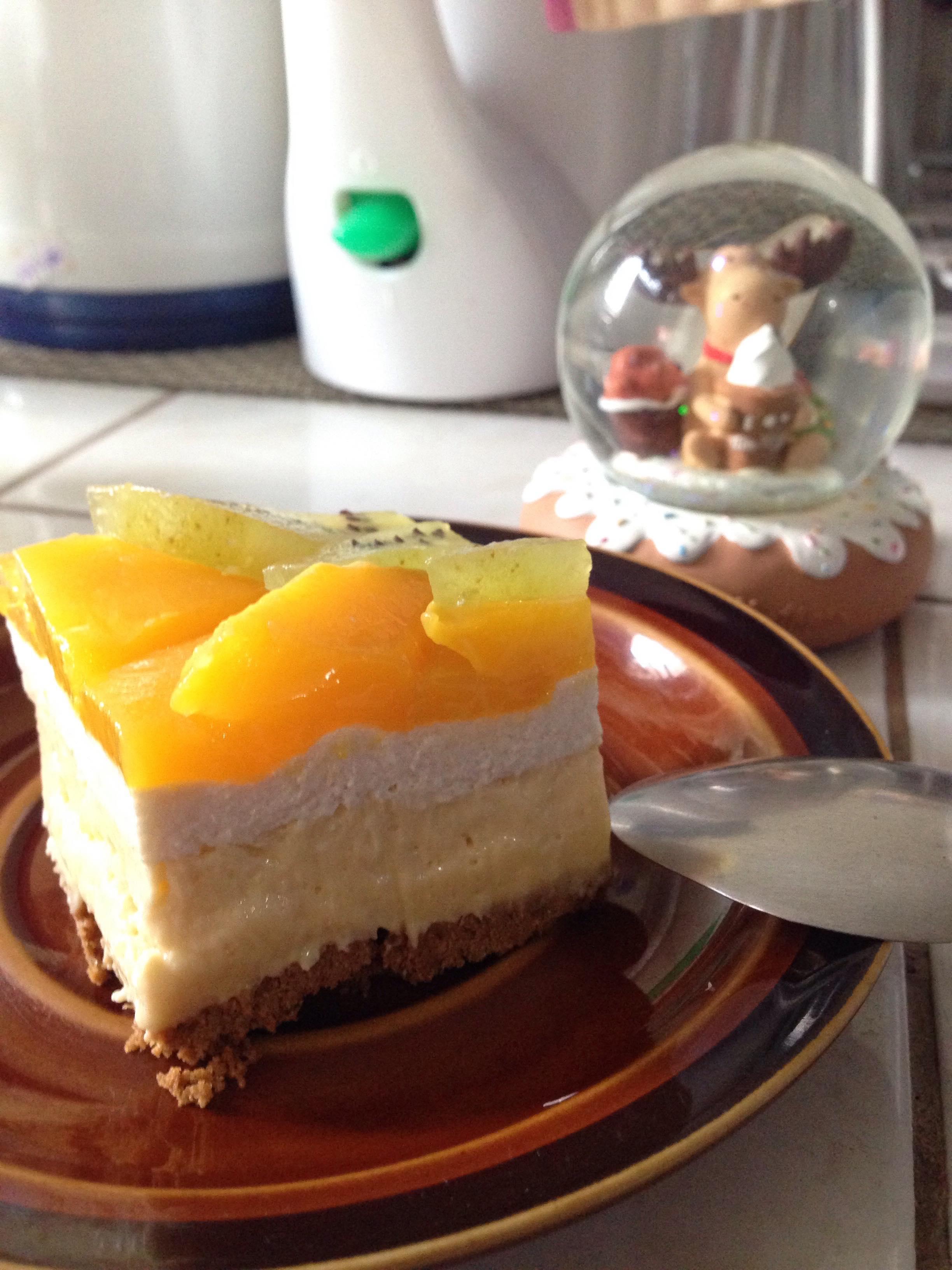 Trini Mango Cheesecake Rapcha
