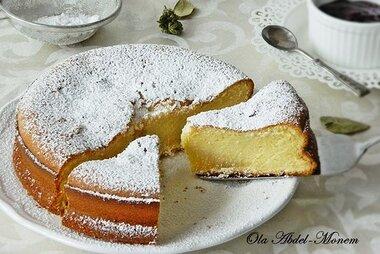 Easy Condensed Milk Cake