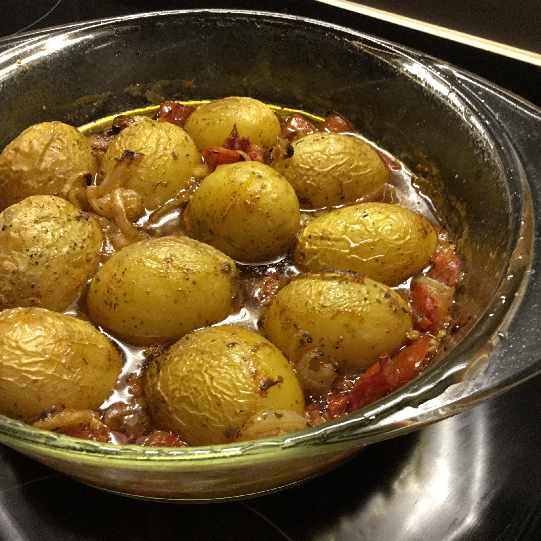Greek Potato Casserole Griselde