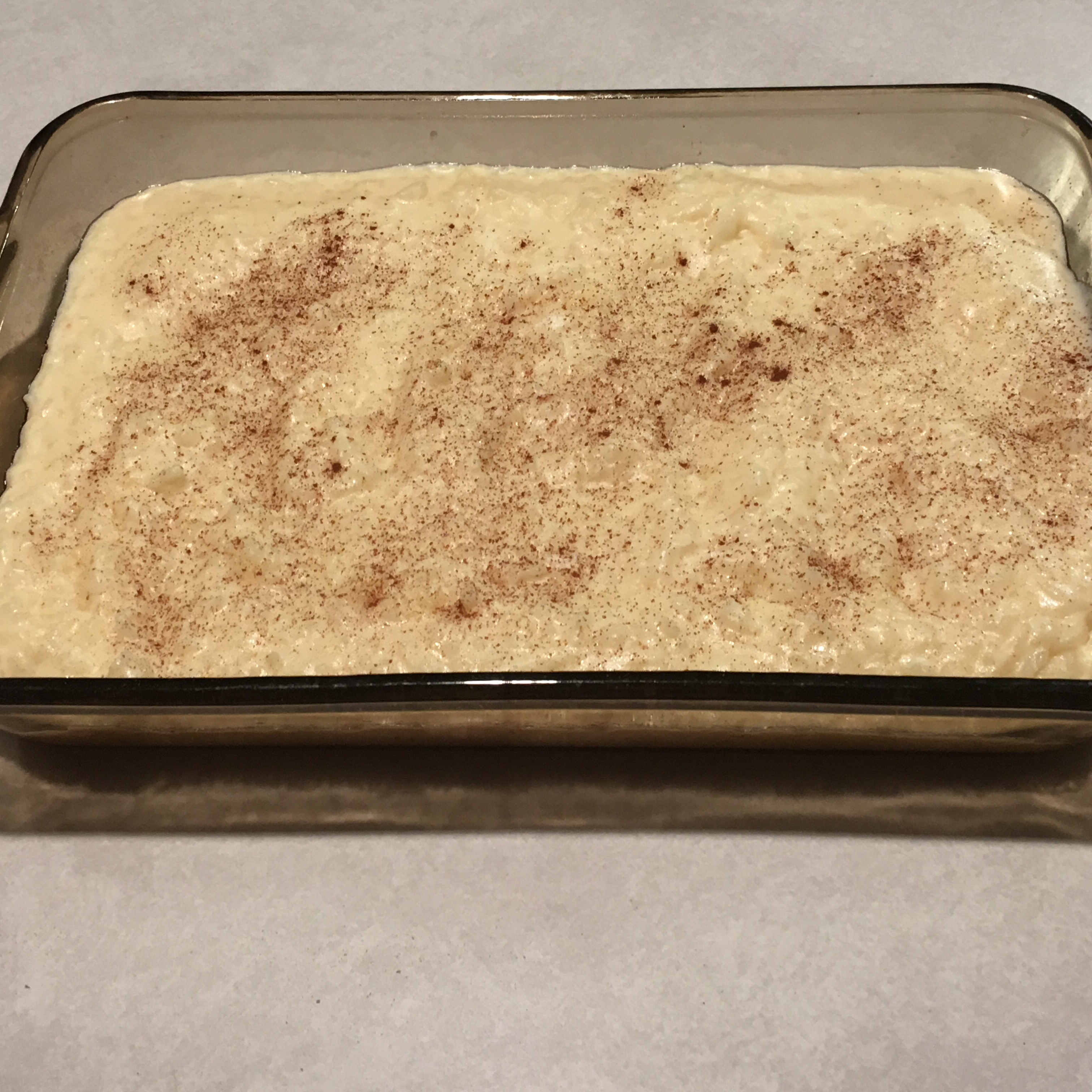 Slow Cooker Rice Pudding Punchie