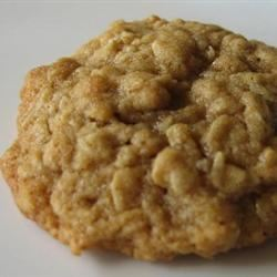 Missy's Oatmeal-Bourbon Cookies eyegug