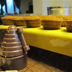 Beehive Cookies (Czech Traditional Vceli Uly) Sonya M. Shafer