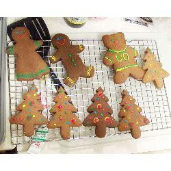 Gingerbread Bears Sarah