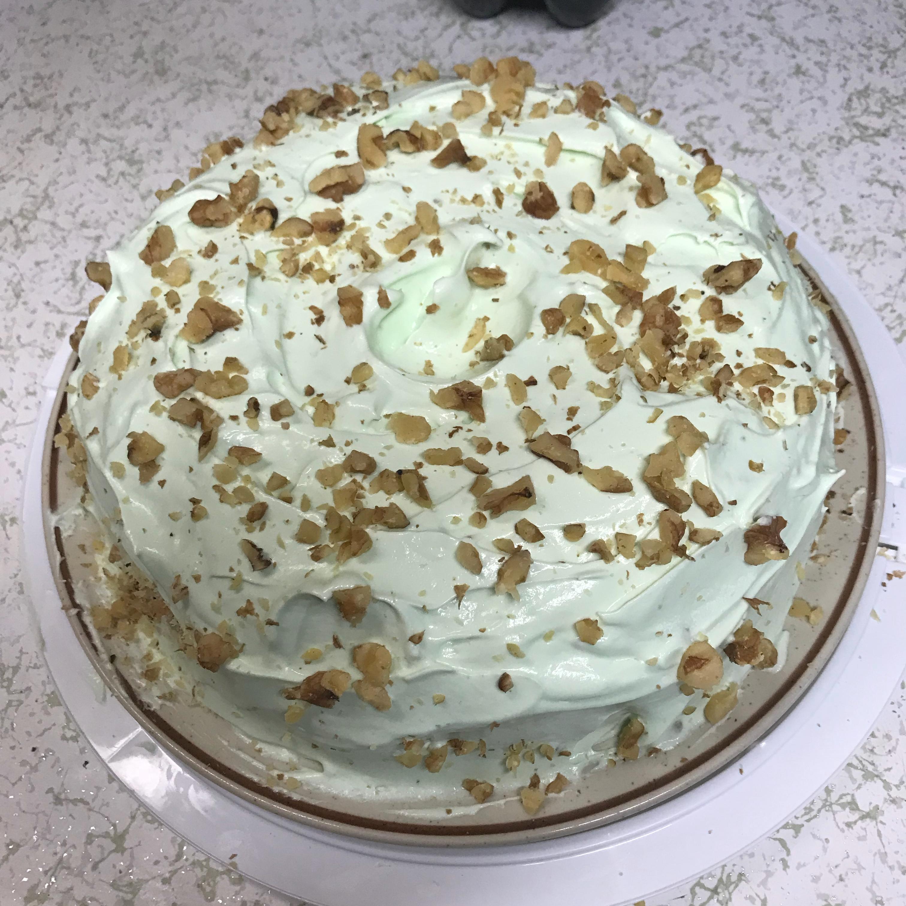 Pistachio Cake II Sylvia Roy