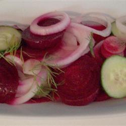 Marinated Beet Salad Sarah and Stuart