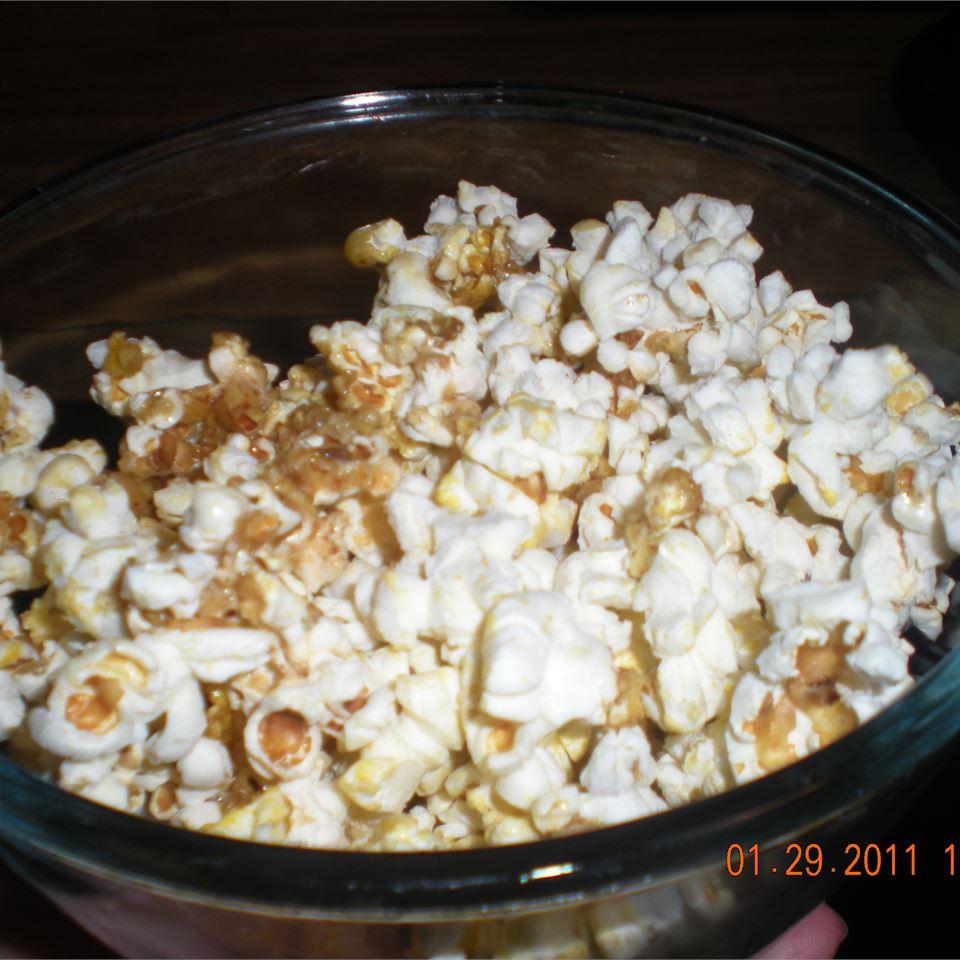 Sugar N Spice Popcorn