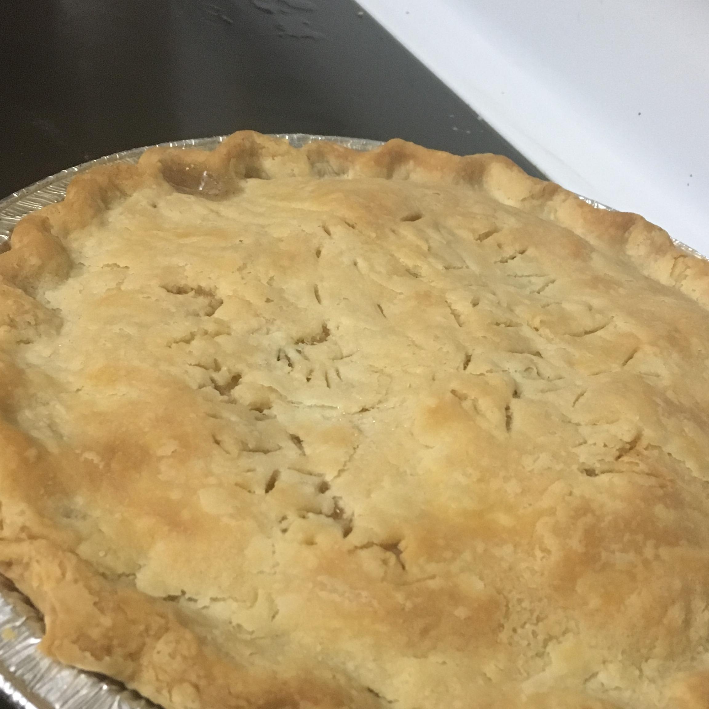 No Fail Pie Crust I liz
