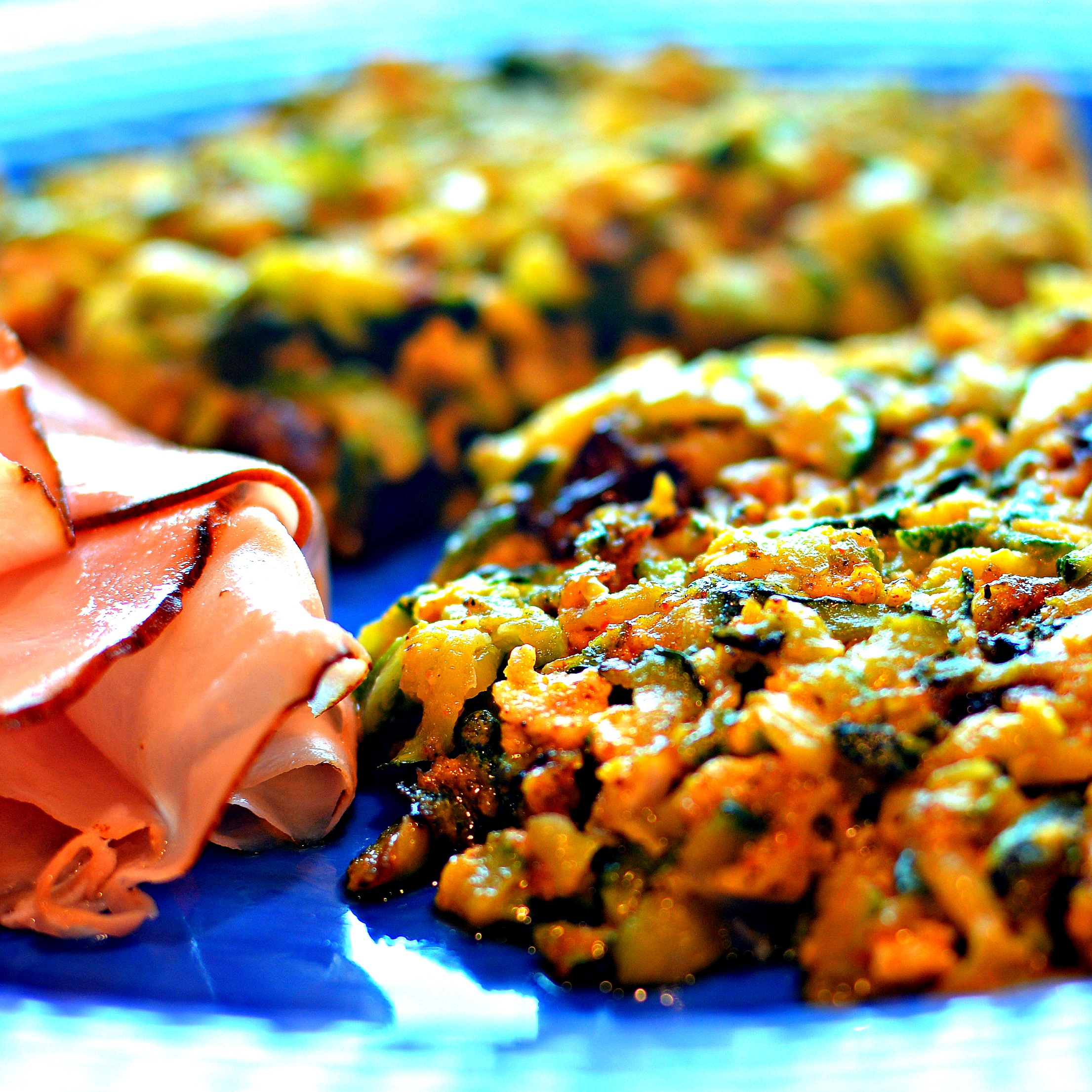 Simple Keto Zucchini Hash