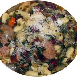 Italian Sausage Soup II MarieM
