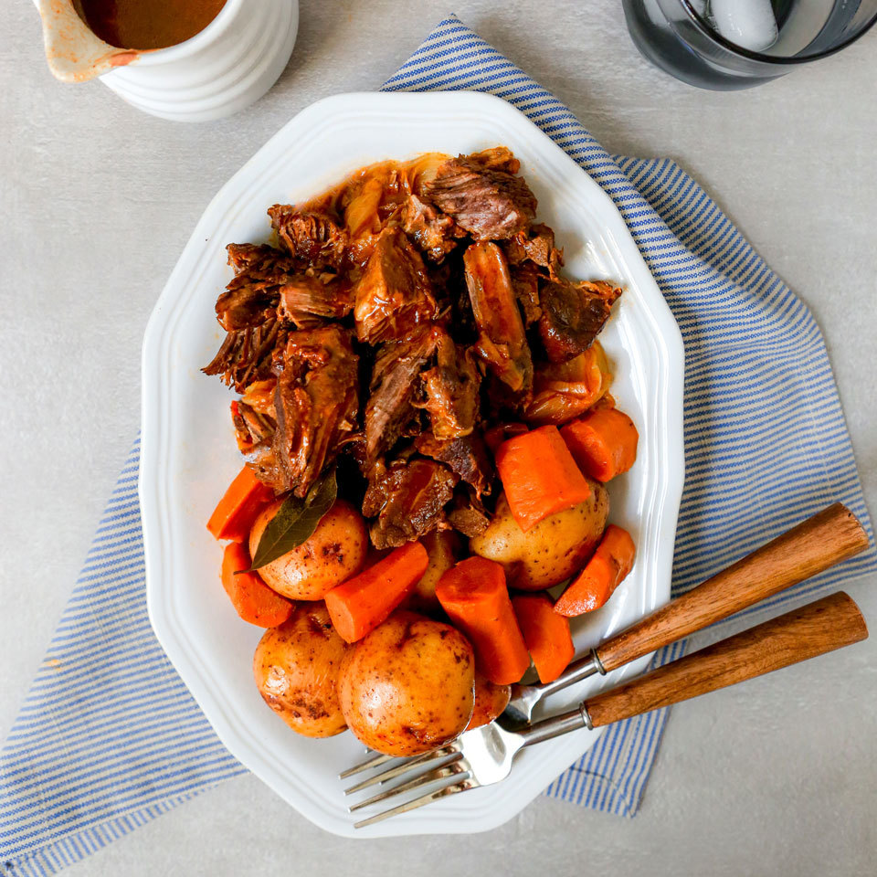 Instant Pot Beef Pot Roast Trusted Brands